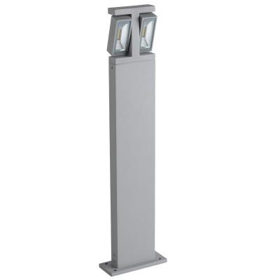 Светильник влагозащищенный Mw light 807041302 МеркурийОдиночные столбы<br>Описание модели 807041302: Современный дизайн, строгие геометрические формы, многофункциональность– всё это о светильнике из коллекции «Меркурий». Он предназначен для использования на улице, о чем напоминают высокие параметры влагозащищенности. При желании можно регулировать направление светового потока, подстраивая его под условия ландшафта. Металлическое основание окрашено в серый цвет. Нейтральный оттенок  и сдержанный дизайн делают светильник почти незаметным, но при этом сохраняют его стилевое решение. Площадь освещения порядка 2,6 кв.м.<br><br>S освещ. до, м2: 2<br>Тип лампы: накаливания / энергосберегающая / светодиодная<br>Тип цоколя: LED<br>Цвет арматуры: серебристый<br>Количество ламп: 1<br>Ширина, мм: 30<br>Длина, мм: 600<br>Высота, мм: 80<br>Поверхность арматуры: матовый<br>MAX мощность ламп, Вт: 6<br>Общая мощность, Вт: 6