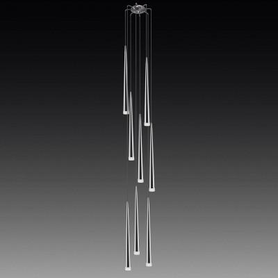 Lightstar PUNTO 807084 СветильникПодвесные<br>Компания «Светодом» предлагает широкий ассортимент люстр от известных производителей. Представленные в нашем каталоге товары выполнены из современных материалов и обладают отличным качеством. Благодаря широкому ассортименту Вы сможете найти у нас люстру под любой интерьер. Мы предлагаем как классические варианты, так и современные модели, отличающиеся лаконичностью и простотой форм.   Стильная люстра Lightstar 807084 станет украшением любого дома. Эта модель от известного производителя не оставит равнодушным ценителей красивых и оригинальных предметов интерьера. Люстра Lightstar 807084 обеспечит равномерное распределение света по всей комнате. При выборе обратите внимание на характеристики, позволяющие приобрести наиболее подходящую модель.   Купить понравившуюся люстру по доступной цене Вы можете в интернет-магазине «Светодом».<br><br>Установка на натяжной потолок: Да<br>S освещ. до, м2: 16<br>Крепление: Планка<br>Тип лампы: галогенная/LED<br>Тип цоколя: G9<br>Количество ламп: 8<br>MAX мощность ламп, Вт: 40<br>Диаметр, мм мм: 350<br>Высота, мм: 720 - 2250