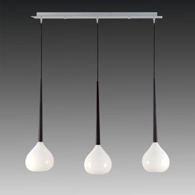 Lightstar Simple Light C 808130 Люстра подвеснаяПодвесные<br><br><br>Установка на натяжной потолок: Да<br>S освещ. до, м2: 12<br>Крепление: Планка<br>Тип товара: Люстра подвесная<br>Тип цоколя: E14<br>Количество ламп: 3<br>Ширина, мм: 160<br>MAX мощность ламп, Вт: 40<br>Размеры: H 1190 W 760x160<br>Длина, мм: 760<br>Высота, мм: 1190<br>Оттенок (цвет): черный<br>Цвет арматуры: черный