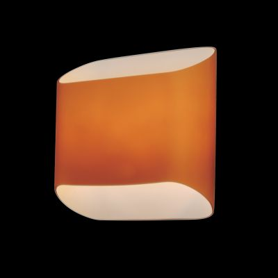 Lightstar IV SIMPLE LIGHT 808623 Светильник настенный браХай-тек<br><br><br>S освещ. до, м2: 6<br>Крепление: настенное<br>Тип лампы: галогенная / LED-светодиодная<br>Тип цоколя: G9<br>Количество ламп: 2<br>Ширина, мм: 220<br>MAX мощность ламп, Вт: 40<br>Выступ, мм: 100<br>Размеры: W 220 H 200 Выступ 100<br>Высота, мм: 200<br>Оттенок (цвет): янтарный<br>Цвет арматуры: серебристый