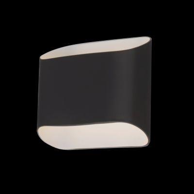 Lightstar SL 808627 Светильник настенный браХай-тек<br><br><br>S освещ. до, м2: 6<br>Крепление: настенное<br>Тип лампы: галогенная / LED-светодиодная<br>Тип цоколя: G9<br>Цвет арматуры: серебристый<br>Количество ламп: 2<br>Ширина, мм: 220<br>Высота, мм: 200<br>Оттенок (цвет): черный<br>MAX мощность ламп, Вт: 40