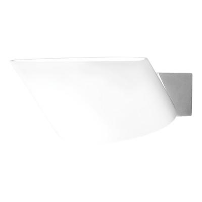Lightstar Simple Light C 808630 Светильник настенный браХай-тек<br><br><br>S освещ. до, м2: 2<br>Тип цоколя: R7s<br>Цвет арматуры: серебристый<br>Количество ламп: 1<br>Ширина, мм: 250<br>Размеры: W 250x160<br>Длина, мм: 160<br>Оттенок (цвет): белый<br>MAX мощность ламп, Вт: 150