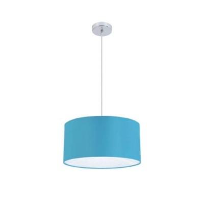 Светильник подвесной Colosseo 80921/3AОдиночные<br>Подвесная люстра Colosseo 80921/3A станет настоящим украшением комнаты и по праву займет в ней центральное место! Ее нарочито «простая», не «вычурная» форма компенсируется ярким лазурно-голубым цветом плафона, напоминающим летнее небо. Благодаря оригинальному цвету, светильник легко может быть использован во всех комнатах, где требуется создать непринужденную и радостную обстановку, полную веселья и уюта – например, в детской или кухне.<br><br>S освещ. до, м2: 12<br>Тип лампы: накаливания / энергосбережения / LED-светодиодная<br>Тип цоколя: E27<br>Количество ламп: 3<br>MAX мощность ламп, Вт: 60<br>Диаметр, мм мм: 400<br>Высота, мм: 200 - 700<br>Оттенок (цвет): голубой<br>Цвет арматуры: серый