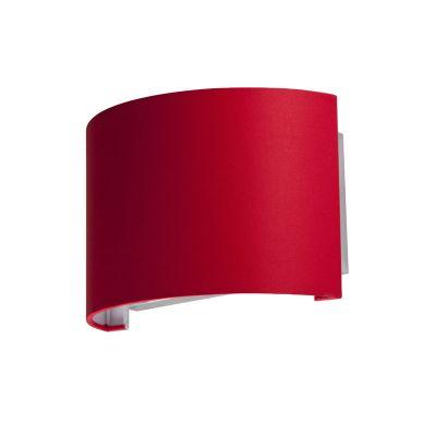 Светильник бра Colosseo 80922/1W Mario красныйСовременные<br>Стильный настенный светильник Colosseo 80922/1W Mario внесет в интерьер любой комнаты «изюминку» и оригинальность! Его простая форма компенсируется насыщенным красным цветом, который дарит прекрасное настроение, оптимизм и радость и привлекает к себе внимание. С помощью этого бра можно украсить и обычную стену, и подсветить красивую картину или архитектурную особенность помещения, например, нишу. Лучше всего светильник использовать в комплекте из нескольких аналогичных источников света и другими осветительными приборами из этой же серии – люстрой и настольной лампой, чтобы создать единую по стилистике систему освещения.<br><br>S освещ. до, м2: 4<br>Крепление: настенное<br>Тип лампы: накаливания / энергосбережения / LED-светодиодная<br>Тип цоколя: E27<br>Количество ламп: 1<br>Ширина, мм: 250<br>MAX мощность ламп, Вт: 60<br>Расстояние от стены, мм: 130<br>Высота, мм: 170<br>Цвет арматуры: серебристый