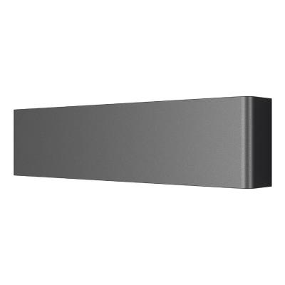 Бра Lightstar 810517 FIUMEХай-тек<br><br><br>Цветовая t, К: 3000<br>Тип лампы: LED<br>Ширина, мм: 330<br>Расстояние от стены, мм: 40<br>Высота, мм: 80