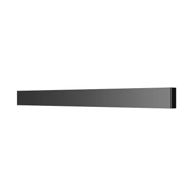 Светильник Lightstar 810637 FIUMEдлинные настенно-потолочные светильники<br>Настенно-потолочные светильники – это универсальные осветительные варианты, которые подходят для вертикального и горизонтального монтажа. В интернет-магазине «Светодом» Вы можете приобрести подобные модели по выгодной стоимости. В нашем каталоге представлены как бюджетные варианты, так и эксклюзивные изделия от производителей, которые уже давно заслужили доверие дизайнеров и простых покупателей.  Настенно-потолочный светильник Lightstar 810637 станет прекрасным дополнением к основному освещению. Благодаря качественному исполнению и применению современных технологий при производстве эта модель будет радовать Вас своим привлекательным внешним видом долгое время.  Приобрести настенно-потолочный светильник Lightstar 810637 можно, находясь в любой точке России.<br><br>S освещ. до, м2: 12<br>Тип лампы: LED<br>Цвет арматуры: черный<br>Ширина, мм: 960<br>Длина, мм: 40<br>Высота, мм: 80<br>MAX мощность ламп, Вт: 30