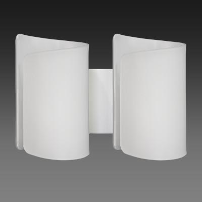 Lightstar PITTORE 811620 Светильник настенный браМодерн<br><br><br>Тип лампы: Накаливания / энергосбережения / светодиодная<br>Тип цоколя: E27<br>Количество ламп: 2<br>Ширина, мм: 350<br>MAX мощность ламп, Вт: 40<br>Расстояние от стены, мм: 145<br>Высота, мм: 250<br>Оттенок (цвет): белый