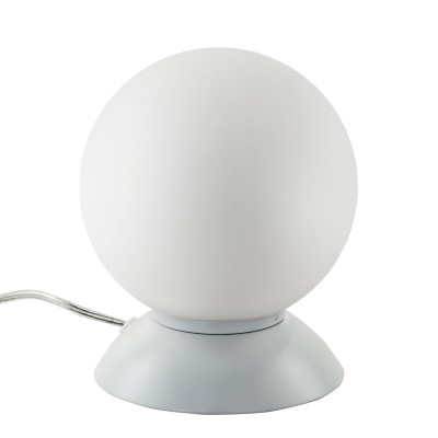 Настольная лампа Lightstar 813916 GLOBOНастольная лампа шар<br>Настольная лампа – это не просто источник дополнительного освещения, но и оригинальный элемент декора. Его можно установить в спальне, гостиной, кабинете и других комнатах. Интернет-магазин «Светодом» предлагает настольные лампы разных стилей по доступным ценам. Благодаря большому ассортименту Вы обязательно найдете в нашем каталоге именно ту модель, которую искали. <br> Настольная лампа Lightstar 813916 – прекрасный вариант для завершения интерьера. Ее можно включить одновременно с люстрой для более яркого освещения или без нее для создания уютной атмосферы, настраивающей на отдых. <br> Купить настольную лампу Lightstar 813916 Вы можете с помощью виртуальной «Корзины» или по контактным номерам, указанным на сайте.<br><br>Тип лампы: Накаливания / энергосбережения / светодиодная<br>Тип цоколя: E14<br>Количество ламп: 1<br>Диаметр, мм мм: 150<br>Высота, мм: 200<br>MAX мощность ламп, Вт: 40