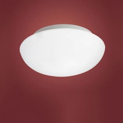 Eglo ELLA 81636 светильник для ванной комнаты и зеркалКруглые<br>Австрийское качество модели светильника Eglo 81636 не оставит равнодушным каждого купившего! Основание из литого алюминия, прорезиненные и силиконовые уплотнители, защита от коррозии металлов, термостойкое стекло, температурный режим использования от -25 до +80.<br><br>S освещ. до, м2: 4<br>Тип лампы: накаливания / энергосбережения / LED-светодиодная<br>Тип цоколя: E27<br>Количество ламп: 1<br>MAX мощность ламп, Вт: 2<br>Диаметр, мм мм: 280<br>Размеры основания, мм: 0<br>Расстояние от стены, мм: 117<br>Оттенок (цвет): белый<br>Цвет арматуры: белый<br>Общая мощность, Вт: 1X60W