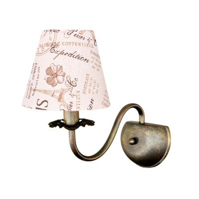 Светильник Colosseo 81907/1W OptimaСовременные<br><br><br>Тип лампы: Накаливания / энергосбережения / светодиодная<br>Тип цоколя: E14<br>Количество ламп: 1<br>Ширина, мм: 160<br>MAX мощность ламп, Вт: 40<br>Длина, мм: 270<br>Высота, мм: 310<br>Цвет арматуры: бронзовый