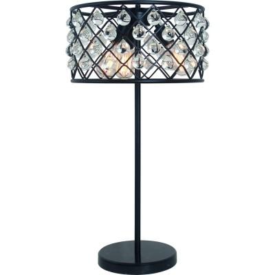 Светильник Divinare 8203/01 TL-3Современные<br>Настольная лампа – это не просто источник дополнительного освещения, но и оригинальный элемент декора. Его можно установить в спальне, гостиной, кабинете и других комнатах. Интернет-магазин «Светодом» предлагает настольные лампы разных стилей по доступным ценам. Благодаря большому ассортименту Вы обязательно найдете в нашем каталоге именно ту модель, которую искали.   Настольная лампа Divinare 8203/01 TL-3 – прекрасный вариант для завершения интерьера. Ее можно включить одновременно с люстрой для более яркого освещения или без нее для создания уютной атмосферы, настраивающей на отдых.   Купить настольную лампу Divinare 8203/01 TL-3 Вы можете с помощью виртуальной «Корзины» или по контактным номерам, указанным на сайте.<br><br>Тип цоколя: E27<br>Цвет арматуры: черный<br>Количество ламп: 3<br>Ширина, мм: 410<br>Диаметр, мм мм: 410<br>Высота, мм: 800<br>MAX мощность ламп, Вт: 40