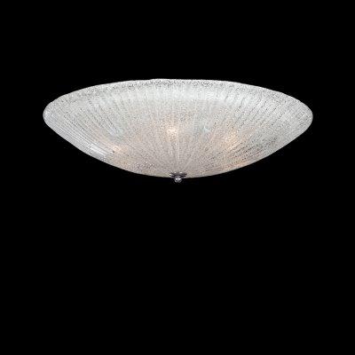 Lightstar Zucche 820860 Светильник настенно-потолочныйКруглые<br>Настенно-потолочные светильники – это универсальные осветительные варианты, которые подходят для вертикального и горизонтального монтажа. В интернет-магазине «Светодом» Вы можете приобрести подобные модели по выгодной стоимости. В нашем каталоге представлены как бюджетные варианты, так и эксклюзивные изделия от производителей, которые уже давно заслужили доверие дизайнеров и простых покупателей.  Настенно-потолочный светильник Lightstar 820860 станет прекрасным дополнением к основному освещению. Благодаря качественному исполнению и применению современных технологий при производстве эта модель будет радовать Вас своим привлекательным внешним видом долгое время. Приобрести настенно-потолочный светильник Lightstar 820860 можно, находясь в любой точке России. Компания «Светодом» осуществляет доставку заказов не только по Москве и Екатеринбургу, но и в остальные города.<br><br>S освещ. до, м2: 16<br>Тип товара: Светильник настенно-потолочный<br>Тип цоколя: E14<br>Количество ламп: 6<br>MAX мощность ламп, Вт: 40<br>Размеры: H 130 D 600<br>Оттенок (цвет): белый<br>Цвет арматуры: серебристый