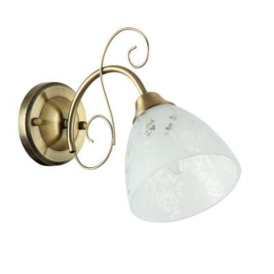 Светильник Colosseo 82102/1W optimaМодерн<br><br><br>Тип лампы: Накаливания / энергосбережения / светодиодная<br>Тип цоколя: E27<br>Количество ламп: 1<br>MAX мощность ламп, Вт: 60<br>Диаметр, мм мм: 315<br>Высота, мм: 250