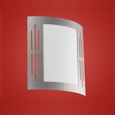 Eglo CITY 82309 светильник уличныйНастенные<br>Обеспечение качественного уличного освещения – важная задача для владельцев коттеджей. Компания «Светодом» предлагает современные светильники, которые порадуют Вас отличным исполнением. В нашем каталоге представлена продукция известных производителей, пользующихся популярностью благодаря высокому качеству выпускаемых товаров.   Уличный светильник Eglo 82309 не просто обеспечит качественное освещение, но и станет украшением Вашего участка. Модель выполнена из современных материалов и имеет влагозащитный корпус, благодаря которому ей не страшны осадки.   Купить уличный светильник Eglo 82309, представленный в нашем каталоге, можно с помощью онлайн-формы для заказа. Чтобы задать имеющиеся вопросы, звоните нам по указанным телефонам.<br><br>Тип лампы: энергосбережения / LED-светодиодная<br>Тип цоколя: E27<br>Количество ламп: 1<br>MAX мощность ламп, Вт: 60<br>Длина, мм: 235<br>Расстояние от стены, мм: 90<br>Высота, мм: 260<br>Оттенок (цвет): белый<br>Цвет арматуры: серебристый<br>Общая мощность, Вт: 2