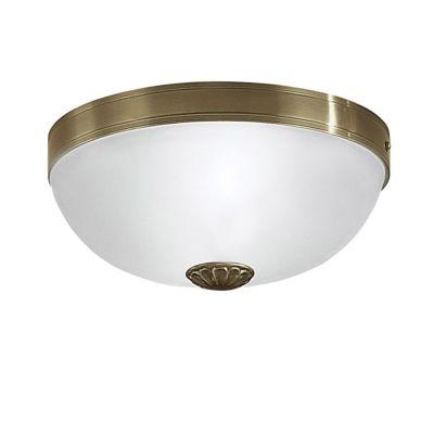 Eglo IMPERIAL 82741 ЛюстраПотолочные<br>Австрийское качество модели светильника Eglo 82741 не оставит равнодушным каждого купившего! Матовое закаленное стекло(пр-во Чехия), Корпус бронза, Класс изоляции 3 (двойная изоляция), IP 20, освещенность 1612 lm ,Н=140D=310,2X60W,E27.<br><br>Установка на натяжной потолок: Ограничено<br>S освещ. до, м2: 8<br>Крепление: Планка<br>Тип лампы: накаливания / энергосбережения / LED-светодиодная<br>Тип цоколя: E27<br>Цвет арматуры: бронзовый<br>Количество ламп: 2<br>Диаметр, мм мм: 310<br>Размеры основания, мм: 0<br>Высота, мм: 140<br>Оттенок (цвет): белый<br>MAX мощность ламп, Вт: 60<br>Общая мощность, Вт: 2X60W