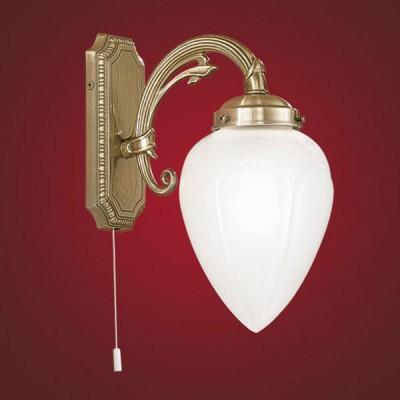 Eglo IMPERIAL 82744 светильник настенный браКлассические<br>Австрийское качество модели светильника Eglo 82744 не оставит равнодушным каждого купившего! Матовое закаленное стекло(пр-во Чехия), Корпус бронза , Класс изоляции 3 (двойная изоляция), шнурковый выключатель, IP 20, освещенность 470 lm ,Н=160L=240,1X40W,E14.<br><br>S освещ. до, м2: 2<br>Тип лампы: накаливания / энергосбережения / LED-светодиодная<br>Тип цоколя: E14<br>Количество ламп: 1<br>MAX мощность ламп, Вт: 2<br>Размеры основания, мм: 0<br>Длина, мм: 130<br>Расстояние от стены, мм: 220<br>Высота, мм: 290<br>Оттенок (цвет): белый<br>Цвет арматуры: бронзовый<br>Общая мощность, Вт: 1X40W