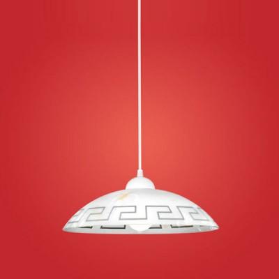 Eglo VETRO 82786 Светильник подвеснойДля кухни<br>Австрийское качество модели светильника Eglo 82786 не оставит равнодушным каждого купившего! Плафон из высококачественного пластика c нанесенным узором. Основание пластик. Класс изоляции 2 (двойная изоляция до лампы), IP 20, освещенность 1320 lm ,Н=1100D=350,1X100W,E27.<br><br>S освещ. до, м2: 6<br>Тип лампы: накал-я - энергосбер-я<br>Тип цоколя: E27<br>Количество ламп: 1<br>MAX мощность ламп, Вт: 2<br>Диаметр, мм мм: 350<br>Размеры основания, мм: 0<br>Высота, мм: 1100<br>Оттенок (цвет): белый, коричневый<br>Цвет арматуры: белый<br>Общая мощность, Вт: 1X60W