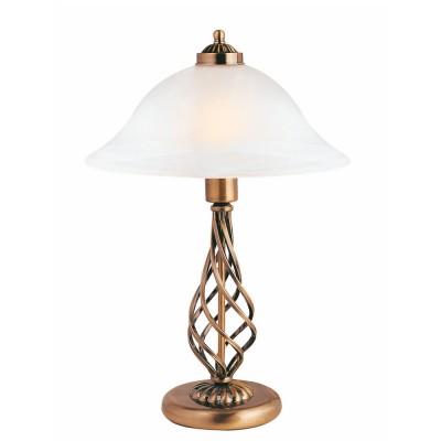 Настольная лампа Colosseo 82804/1T EDGARDAКлассические<br>Настольная лампа – это не просто источник дополнительного освещения, но и оригинальный элемент декора. Его можно установить в спальне, гостиной, кабинете и других комнатах. Интернет-магазин «Светодом» предлагает настольные лампы разных стилей по доступным ценам. Благодаря большому ассортименту Вы обязательно найдете в нашем каталоге именно ту модель, которую искали.   Настольная лампа Colosseo 82804/1T – прекрасный вариант для завершения интерьера. Ее можно включить одновременно с люстрой для более яркого освещения или без нее для создания уютной атмосферы, настраивающей на отдых.   Купить настольную лампу Colosseo 82804/1T Вы можете с помощью виртуальной «Корзины» или по контактным номерам, указанным на сайте.<br><br>Тип цоколя: E27<br>Количество ламп: 1<br>MAX мощность ламп, Вт: 60<br>Цвет арматуры: бронзовый
