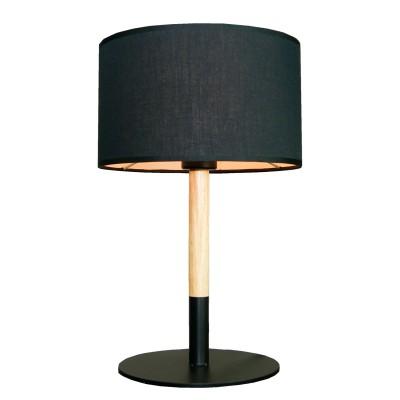 Настольная лампа Colosseo 82807/1T ALESSANDROСовременные<br>Настольная лампа – это не просто источник дополнительного освещения, но и оригинальный элемент декора. Его можно установить в спальне, гостиной, кабинете и других комнатах. Интернет-магазин «Светодом» предлагает настольные лампы разных стилей по доступным ценам. Благодаря большому ассортименту Вы обязательно найдете в нашем каталоге именно ту модель, которую искали.   Настольная лампа Colosseo 82807/1T – прекрасный вариант для завершения интерьера. Ее можно включить одновременно с люстрой для более яркого освещения или без нее для создания уютной атмосферы, настраивающей на отдых.   Купить настольную лампу Colosseo 82807/1T Вы можете с помощью виртуальной «Корзины» или по контактным номерам, указанным на сайте.<br><br>Тип цоколя: E27<br>Количество ламп: 1<br>MAX мощность ламп, Вт: 60<br>Цвет арматуры: черный