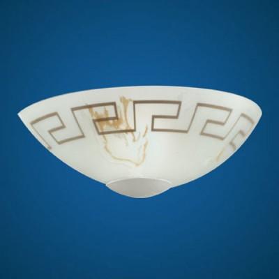 Eglo TWISTER 82878 Настенно-потолочный светильникНакладные<br>Австрийское качество модели светильника Eglo 82878 не оставит равнодушным каждого купившего! Матовое закаленное стекло(пр-во Чехия) , основание сталь с защитным покрытием. Класс изоляции 2 (двойная изоляция), IP 20, освещенность 806 lm ,L=300,1X60W,E27.<br><br>S освещ. до, м2: 4<br>Тип лампы: накаливания / энергосбережения / LED-светодиодная<br>Тип цоколя: E27<br>Количество ламп: 1<br>MAX мощность ламп, Вт: 2<br>Размеры основания, мм: 0<br>Длина, мм: 300<br>Расстояние от стены, мм: 150<br>Оттенок (цвет): дизайн античный<br>Цвет арматуры: белый<br>Общая мощность, Вт: 1X60W