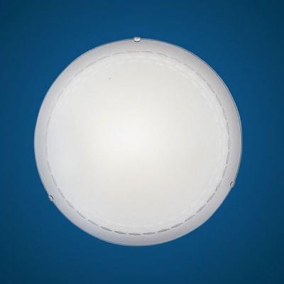 Eglo TWISTER 82886 Настенно-потолочный светильникКруглые<br>Австрийское качество модели светильника Eglo 82886 не оставит равнодушным каждого купившего! Матовое закаленное стекло(пр-во Чехия) вытравленный рисунок , основание сталь с защитным покрытием. Класс изоляции 2 (двойная изоляция), IP 20, освещенность 806 lm ,D=315,1X60W,E27.<br><br>S освещ. до, м2: 4<br>Тип лампы: накаливания / энергосбережения / LED-светодиодная<br>Тип цоколя: E27<br>Количество ламп: 1<br>MAX мощность ламп, Вт: 2<br>Диаметр, мм мм: 315<br>Размеры основания, мм: 0<br>Оттенок (цвет): дизайн линии<br>Цвет арматуры: белый<br>Общая мощность, Вт: 1X60W