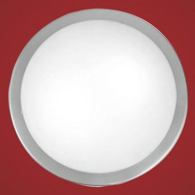 Eglo PLANET 82941 Настенно-потолочный светильникКруглые<br>Настенно потолочный светильник Eglo (Эгло) 82941  подходит как для установки в вертикальном положении - на стены, так и для установки в горизонтальном - на потолок. Для установки настенно потолочных светильников на натяжной потолок необходимо использовать светодиодные лампы LED, которые экономнее ламп Ильича (накаливания) в 10 раз, выделяют мало тепла и не дадут расплавиться Вашему потолку.<br><br>S освещ. до, м2: 4<br>Тип лампы: накаливания / энергосбережения / LED-светодиодная<br>Тип цоколя: E27<br>Количество ламп: 1<br>MAX мощность ламп, Вт: 2<br>Диаметр, мм мм: 370<br>Размеры основания, мм: 0<br>Оттенок (цвет): белый, прозрачный<br>Цвет арматуры: серый<br>Общая мощность, Вт: 2X60W