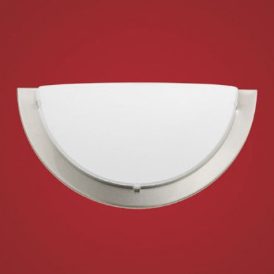 Eglo PLANET 82943 Настенно-потолочный светильникнакладные настенные светильники<br><br><br>S освещ. до, м2: 4<br>Тип лампы: накаливания / энергосбережения / LED-светодиодная<br>Тип цоколя: E27<br>Цвет арматуры: серый<br>Количество ламп: 1<br>Размеры основания, мм: 0<br>Длина, мм: 290<br>Расстояние от стены, мм: 85<br>Высота, мм: 145<br>Оттенок (цвет): белый, прозрачный<br>MAX мощность ламп, Вт: 2<br>Общая мощность, Вт: 1X60W