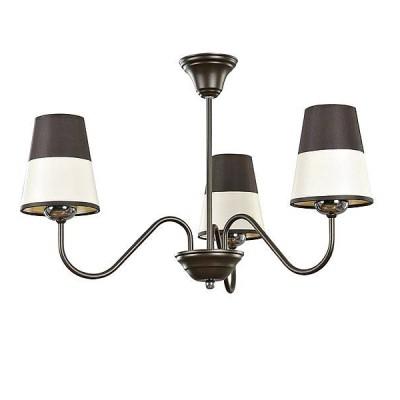 Emibig BLACCO 830/3 потолочный светильниксовременные потолочные люстры модерн<br><br><br>Установка на натяжной потолок: Да<br>S освещ. до, м2: 6<br>Крепление: Потолочное<br>Тип цоколя: E14<br>Количество ламп: 3<br>Диаметр, мм мм: 500<br>Высота, мм: 480<br>MAX мощность ламп, Вт: 40