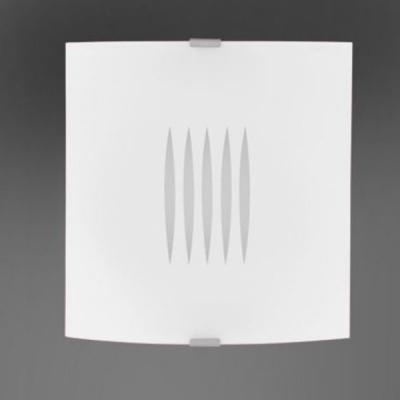 Eglo GRAFIK 83131 Настенно-потолочные светильникиквадратные светильники<br>Австрийское качество модели светильника Eglo 83131 не оставит равнодушным каждого купившего! Матовое закаленное стекло(пр-во Чехия), Хромированный корпус, Класс изоляции 2 (двойная изоляция), IP 20, Экологически безопасные технологии.,L=280Н=290,1X60W,E27.<br><br>S освещ. до, м2: 6<br>Тип лампы: накаливания / энергосбережения / LED-светодиодная<br>Тип цоколя: E27<br>Количество ламп: 1<br>Размеры основания, мм: 0<br>Длина, мм: 280<br>Расстояние от стены, мм: 90<br>Высота, мм: 290<br>Оттенок (цвет): дизайн линии<br>MAX мощность ламп, Вт: 2<br>Общая мощность, Вт: 1X60W