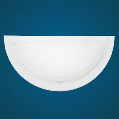Eglo PLANET 1 83154 Настенно-потолочный светильникНакладные<br><br><br>S освещ. до, м2: 4<br>Тип лампы: накаливания / энергосбережения / LED-светодиодная<br>Тип цоколя: E27<br>Количество ламп: 1<br>MAX мощность ламп, Вт: 2<br>Размеры основания, мм: 0<br>Длина, мм: 290<br>Расстояние от стены, мм: 85<br>Высота, мм: 145<br>Оттенок (цвет): белый, прозрачный<br>Цвет арматуры: белый<br>Общая мощность, Вт: 1X60W