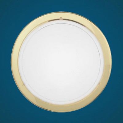 Eglo PLANET 1 83157 Настенно-потолочный светильниккруглые светильники<br>Настенно потолочный светильник Eglo (Эгло) 83157 подходит как для установки в вертикальном положении - на стены, так и для установки в горизонтальном - на потолок. Для установки настенно потолочных светильников на натяжной потолок необходимо использовать светодиодные лампы LED, которые экономнее ламп Ильича (накаливания) в 10 раз, выделяют мало тепла и не дадут расплавиться Вашему потолку.<br><br>S освещ. до, м2: 6<br>Тип лампы: накаливания / энергосбережения / LED-светодиодная<br>Тип цоколя: E27<br>Цвет арматуры: латунь<br>Количество ламп: 1<br>Диаметр, мм мм: 290<br>Размеры основания, мм: 0<br>Расстояние от стены, мм: 85<br>Оттенок (цвет): белый, прозрачный<br>MAX мощность ламп, Вт: 2<br>Общая мощность, Вт: 1X60W