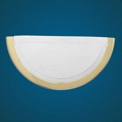 Eglo PLANET 1 83158 Настенно-потолочный светильникНакладные<br><br><br>S освещ. до, м2: 4<br>Тип лампы: накаливания / энергосбережения / LED-светодиодная<br>Тип цоколя: E27<br>Количество ламп: 1<br>MAX мощность ламп, Вт: 2<br>Размеры основания, мм: 0<br>Длина, мм: 290<br>Расстояние от стены, мм: 85<br>Высота, мм: 145<br>Оттенок (цвет): белый, прозрачный<br>Цвет арматуры: латунь<br>Общая мощность, Вт: 1X60W