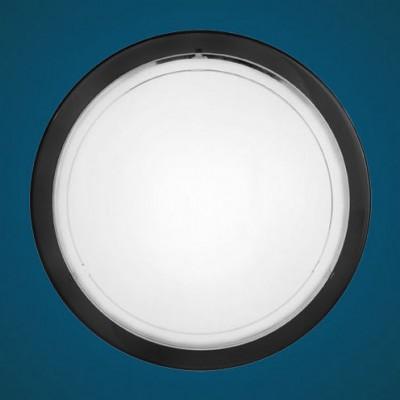 Eglo PLANET 1 83159 Настенно-потолочный светильникКруглые<br>Настенно потолочный светильник Eglo (Эгло) 83159  подходит как для установки в вертикальном положении - на стены, так и для установки в горизонтальном - на потолок. Для установки настенно потолочных светильников на натяжной потолок необходимо использовать светодиодные лампы LED, которые экономнее ламп Ильича (накаливания) в 10 раз, выделяют мало тепла и не дадут расплавиться Вашему потолку.<br><br>S освещ. до, м2: 6<br>Тип лампы: накаливания / энергосбережения / LED-светодиодная<br>Тип цоколя: E27<br>Количество ламп: 1<br>MAX мощность ламп, Вт: 2<br>Диаметр, мм мм: 290<br>Размеры основания, мм: 0<br>Расстояние от стены, мм: 85<br>Оттенок (цвет): белый, прозрачный<br>Цвет арматуры: черный<br>Общая мощность, Вт: 1X60W