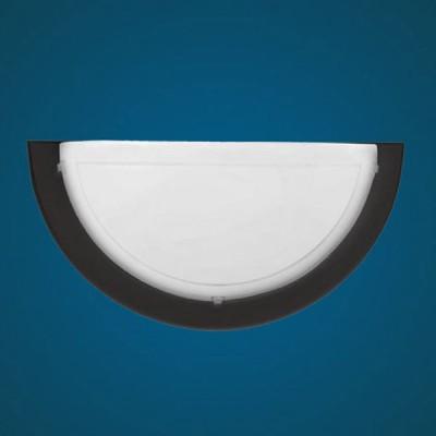 Eglo PLANET 1 83161 Настенно-потолочный светильникНакладные<br><br><br>S освещ. до, м2: 4<br>Тип лампы: накаливания / энергосбережения / LED-светодиодная<br>Тип цоколя: E27<br>Количество ламп: 1<br>MAX мощность ламп, Вт: 2<br>Размеры основания, мм: 0<br>Длина, мм: 290<br>Расстояние от стены, мм: 85<br>Высота, мм: 145<br>Оттенок (цвет): белый, прозрачный<br>Цвет арматуры: черный<br>Общая мощность, Вт: 1X60W