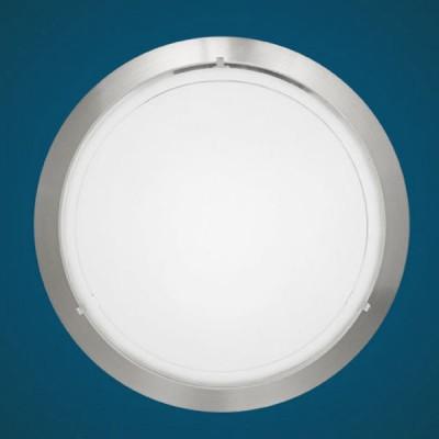 Eglo PLANET 1 83162 Настенно-потолочный светильникКруглые<br>Настенно потолочный светильник Eglo (Эгло) 83162 подходит как для установки в вертикальном положении - на стены, так и для установки в горизонтальном - на потолок. Для установки настенно потолочных светильников на натяжной потолок необходимо использовать светодиодные лампы LED, которые экономнее ламп Ильича (накаливания) в 10 раз, выделяют мало тепла и не дадут расплавиться Вашему потолку.<br><br>S освещ. до, м2: 6<br>Тип лампы: накаливания / энергосбережения / LED-светодиодная<br>Тип цоколя: E27<br>Количество ламп: 1<br>MAX мощность ламп, Вт: 2<br>Диаметр, мм мм: 290<br>Размеры основания, мм: 0<br>Расстояние от стены, мм: 85<br>Оттенок (цвет): белый, прозрачный<br>Цвет арматуры: серый<br>Общая мощность, Вт: 1X60W