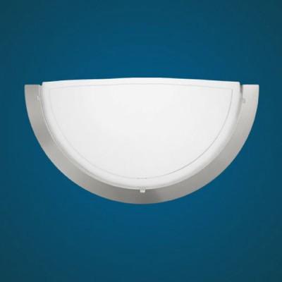 Eglo PLANET 1 83163 Настенно-потолочный светильникНакладные<br><br><br>S освещ. до, м2: 4<br>Тип лампы: накаливания / энергосбережения / LED-светодиодная<br>Тип цоколя: E27<br>Количество ламп: 1<br>MAX мощность ламп, Вт: 2<br>Размеры основания, мм: 0<br>Длина, мм: 290<br>Расстояние от стены, мм: 85<br>Высота, мм: 145<br>Оттенок (цвет): белый, прозрачный<br>Цвет арматуры: серый<br>Общая мощность, Вт: 1X60W