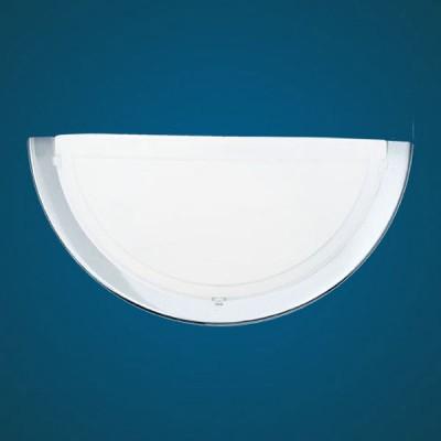 Eglo PLANET 1 83156 Настенно-потолочный светильникНакладные<br><br><br>S освещ. до, м2: 4<br>Тип лампы: накаливания / энергосбережения / LED-светодиодная<br>Тип цоколя: E27<br>Количество ламп: 1<br>MAX мощность ламп, Вт: 2<br>Размеры основания, мм: 0<br>Длина, мм: 290<br>Расстояние от стены, мм: 85<br>Высота, мм: 145<br>Оттенок (цвет): белый, прозрачный<br>Цвет арматуры: серебристый<br>Общая мощность, Вт: 1X60W