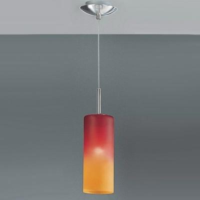 Eglo TROY 1 83202 Светильник подвеснойОдиночные<br>Австрийское качество модели светильника Eglo 83202 не оставит равнодушным каждого купившего! Матовое закаленное стекло(пр-во Чехия), Никелированный корпус, Класс изоляции 2 (двойная изоляция), IP 20, освещенность 806 lm ,Н=1100D=105,1X60W,E27.<br><br>S освещ. до, м2: 4<br>Тип лампы: накаливания / энергосбережения / LED-светодиодная<br>Тип цоколя: E27<br>Цвет арматуры: серый<br>Количество ламп: 1<br>Диаметр, мм мм: 105<br>Размеры основания, мм: 120<br>Высота, мм: 1100<br>Оттенок (цвет): красно-оранжевый<br>MAX мощность ламп, Вт: 2<br>Общая мощность, Вт: 1X60W
