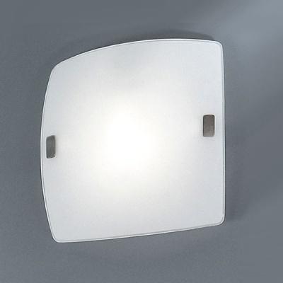 Eglo BORGO 83241 Настенно-потолочные светильникиКвадратные<br>Австрийское качество модели светильника Eglo 83241 не оставит равнодушным каждого купившего! Матовое закаленное стекло(пр-во Чехия), Хромированный корпус, Класс изоляции 2 (двойная изоляция), IP 20, Экологически безопасные технологии.,L=240Н=240,1X60W,E27.<br><br>S освещ. до, м2: 4<br>Тип лампы: накаливания / энергосбережения / LED-светодиодная<br>Тип цоколя: E27<br>Цвет арматуры: белый<br>Количество ламп: 1<br>Размеры основания, мм: 0<br>Длина, мм: 240<br>Высота, мм: 240<br>Оттенок (цвет): белый<br>MAX мощность ламп, Вт: 2<br>Общая мощность, Вт: 1X60W