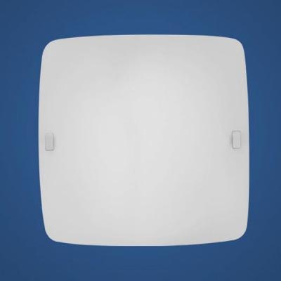 Eglo BORGO 83242 Настенно-потолочные светильникиКвадратные<br>Австрийское качество модели светильника Eglo 83242 не оставит равнодушным каждого купившего! Матовое закаленное стекло(пр-во Чехия), Хромированный корпус, Класс изоляции 2 (двойная изоляция), IP 20, Экологически безопасные технологии.,L=335Н=335,1X60W,E27.<br><br>S освещ. до, м2: 6<br>Тип лампы: накаливания / энергосбережения / LED-светодиодная<br>Тип цоколя: E27<br>Количество ламп: 1<br>MAX мощность ламп, Вт: 2<br>Размеры основания, мм: 0<br>Длина, мм: 335<br>Высота, мм: 335<br>Оттенок (цвет): белый<br>Цвет арматуры: белый<br>Общая мощность, Вт: 1X60W