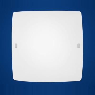 Eglo BORGO 83244 Настенно-потолочные светильникиКвадратные<br>Австрийское качество модели светильника Eglo 83244 не оставит равнодушным каждого купившего! Матовое закаленное стекло(пр-во Чехия), Хромированный корпус, Класс изоляции 2 (двойная изоляция), IP 20, Экологически безопасные технологии.,L=510Н=510,4X60W,E27.<br><br>S освещ. до, м2: 16<br>Тип лампы: накаливания / энергосбережения / LED-светодиодная<br>Тип цоколя: E27<br>Количество ламп: 4<br>MAX мощность ламп, Вт: 2<br>Размеры основания, мм: 0<br>Длина, мм: 510<br>Расстояние от стены, мм: 120<br>Высота, мм: 510<br>Оттенок (цвет): белый<br>Цвет арматуры: белый<br>Общая мощность, Вт: 4X60W