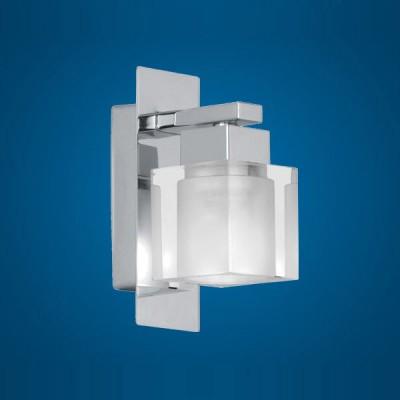 Eglo Sintra 83891 Светильник настенный браХай-тек<br>Австрийское качество модели светильника Eglo 83891 не оставит равнодушным каждого купившего! Основание из литого алюминия, прорезиненные и силиконовые уплотнители, защита от коррозии металлов, термостойкое стекло, температурный режим использования от -25 до +80, выключатель на корпусе.<br><br>S освещ. до, м2: 2<br>Тип лампы: галогенная / LED-светодиодная<br>Тип цоколя: G9<br>Количество ламп: 1<br>Ширина, мм: 58<br>MAX мощность ламп, Вт: 40<br>Расстояние от стены, мм: 95<br>Высота, мм: 140<br>Цвет арматуры: серебристый