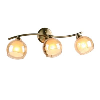 Светильник Idlamp 844/3PF-Oldbronze Liaтройные споты<br>Светильники-споты – это оригинальные изделия с современным дизайном. Они позволяют не ограничивать свою фантазию при выборе освещения для интерьера. Такие модели обеспечивают достаточно качественный свет. Благодаря компактным размерам Вы можете использовать несколько спотов для одного помещения.  Интернет-магазин «Светодом» предлагает необычный светильник-спот IDLamp 844/3PF-Oldbronze по привлекательной цене. Эта модель станет отличным дополнением к люстре, выполненной в том же стиле. Перед оформлением заказа изучите характеристики изделия.  Купить светильник-спот IDLamp 844/3PF-Oldbronze в нашем онлайн-магазине Вы можете либо с помощью формы на сайте, либо по указанным выше телефонам. Обратите внимание, что у нас склады не только в Москве и Екатеринбурге, но и других городах России.<br><br>S освещ. до, м2: 9<br>Крепление: Настенные<br>Тип лампы: Накаливания / энергосбережения / светодиодная<br>Тип цоколя: E27<br>Цвет арматуры: бронзовый<br>Количество ламп: 3<br>Ширина, мм: 220<br>Длина, мм: 580<br>Высота, мм: 250<br>MAX мощность ламп, Вт: 60