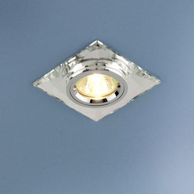 8470 CLEAR/CH (зеркальный / серебро) Электростандарт Точечный светильник