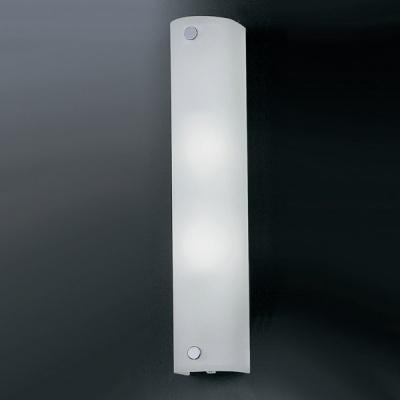 Eglo MONO 85338 светильник для ванной комнаты и зеркалДлинные<br>Австрийское качество модели светильника Eglo 85338 не оставит равнодушным каждого купившего! Основание из литого алюминия, прорезиненные и силиконовые уплотнители, защита от коррозии металлов, термостойкое стекло, температурный режим использования от -25 до +80, выключатель на корпусе.<br><br>S освещ. до, м2: 5<br>Тип лампы: накаливания / энергосбережения / LED-светодиодная<br>Тип цоколя: E14<br>Количество ламп: 2<br>Ширина, мм: 70<br>MAX мощность ламп, Вт: 2<br>Размеры основания, мм: 0<br>Длина, мм: 340<br>Расстояние от стены, мм: 65<br>Оттенок (цвет): белый<br>Цвет арматуры: серебристый<br>Общая мощность, Вт: 2X40W