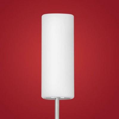 Eglo TROY 3 85982 Торшер напольныйСовременные<br>85982<br><br>S освещ. до, м2: 6<br>Тип лампы: накаливания / энергосбережения / LED-светодиодная<br>Тип цоколя: E27<br>Цвет арматуры: серый<br>Количество ламп: 1<br>Диаметр, мм мм: 105<br>Размеры основания, мм: 200<br>Высота, мм: 1530<br>Оттенок (цвет): белое покрытие<br>MAX мощность ламп, Вт: 2<br>Общая мощность, Вт: 1X60W