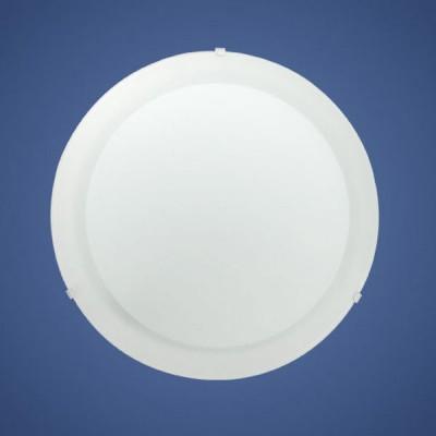 Eglo ALBEDO 86081 Настенно-потолочный светильникКруглые<br>Австрийское качество модели светильника Eglo 86081 не оставит равнодушным каждого купившего! Матовое закаленное стекло(пр-во Чехия), Белый металический корпус, Класс изоляции 2 (двойная изоляция), IP 20, Экологически безопасные технологии.,D=315,1X60W,E27.<br><br>S освещ. до, м2: 4<br>Тип лампы: накаливания / энергосбережения / LED-светодиодная<br>Тип цоколя: E27<br>Количество ламп: 1<br>MAX мощность ламп, Вт: 2<br>Диаметр, мм мм: 315<br>Размеры основания, мм: 0<br>Оттенок (цвет): белый, прозрачный<br>Цвет арматуры: белый<br>Общая мощность, Вт: 1X60W