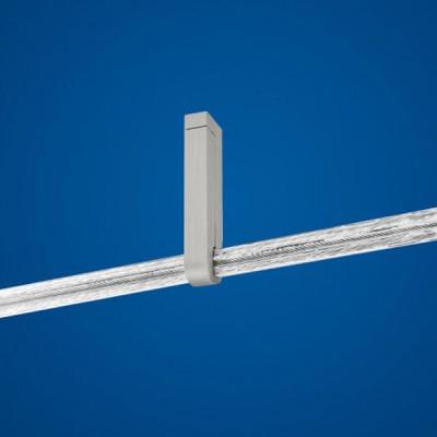 Eglo Line 86258 Крепеж к системеШинопровод<br>86258<br><br>Цвет арматуры: никель