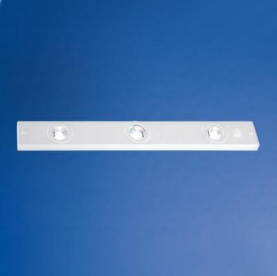 Eglo EXTEND 1 86355 Кухонные светильникиДля кухни<br>Австрийское качество модели светильника Eglo 86355 не оставит равнодушным каждого купившего! Закаленное стекло(пр-во Чехия), Стальной корпус с защитно декоративным покрытием белого цвета. Класс изоляции 2 (плоская вилка, двойная изоляция от вилки до лампы), IP 20, выключатель на корпусе, Экологически безопасные технологии, освещенность 846 lm ,L=600Н=25B70,3Х20W(G4).<br><br>S освещ. до, м2: 4<br>Тип лампы: галогенная / LED-светодиодная<br>Тип цоколя: G4<br>Количество ламп: 3<br>Ширина, мм: 70<br>MAX мощность ламп, Вт: 29<br>Размеры основания, мм: 0<br>Длина, мм: 600<br>Высота, мм: 25<br>Цвет арматуры: белый<br>Общая мощность, Вт: 3X20W