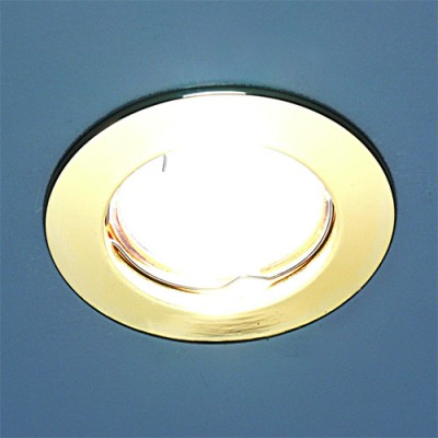 863 MR16 GD золото Электростандарт Точечный светильникКруглые<br>Лампа: MR16 G5.3 max 50 Вт Диаметр: #216; 80 мм Высота внутренней части: ? 21 мм Высота внешней части: ? 3 мм Монтажное отверстие: #216; 60 мм Гарантия: 2 года<br><br>S освещ. до, м2: 3<br>Тип лампы: галогенная<br>Тип цоколя: gu5.3<br>Цвет арматуры: Золотой<br>Количество ламп: 1<br>Диаметр, мм мм: 78<br>Диаметр врезного отверстия, мм: 60<br>Оттенок (цвет): золото<br>MAX мощность ламп, Вт: 50
